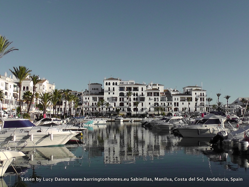 Amazing weather in la duquesa manilva on the first day of winter barrington homes blog - Puerto rico spain weather ...