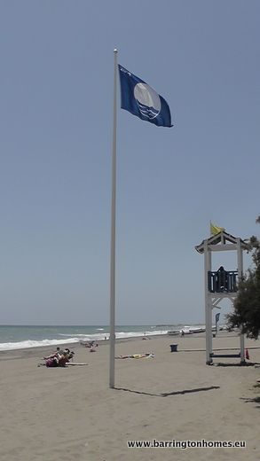 Sabinillas Playa Banda Azul