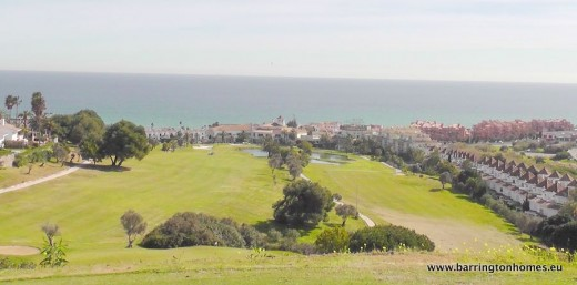 La Duquesa Golf Course, Manilva, Costa del Sol, Spain