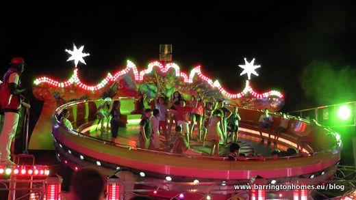 Manilva Fair,near La Duquesa, Costa del Sol, Spain