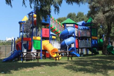 Hipica Park Outdoor Play Area