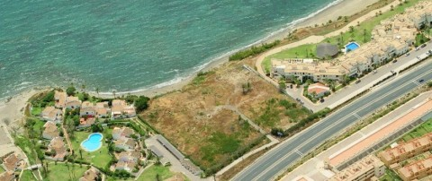 Horizon Beach Aerial View