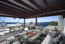 Penthouse terrace, Doncella beach, Estepona