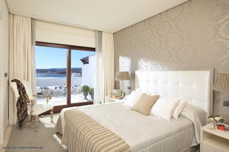 1, 2 & 3 Bedroom Apartments, Doncella Beach, Estepona. Bedroom, Doncella Beach, Estepona