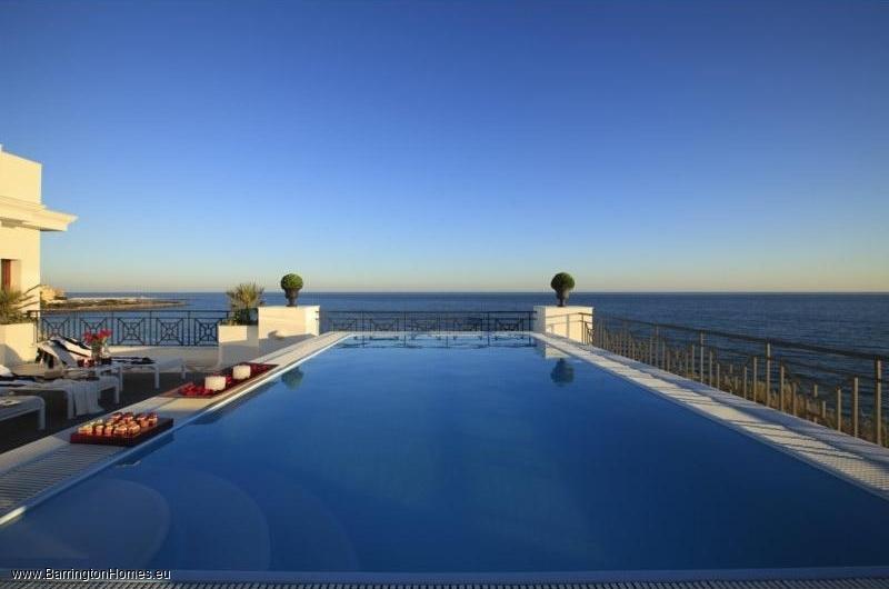 1, 2 & 3 Bedroom Apartments, Doncella Beach, Estepona. Penthouse pool, Doncella Beach, Estepona