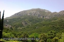 Country views, Arquita, Casares