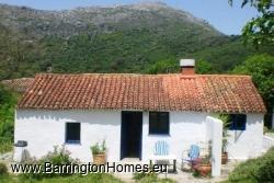 Traditional stone house, Arquita, Casares