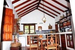 Kitchen, Casares Finca
