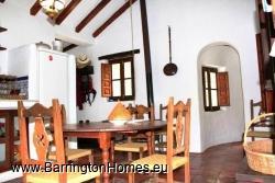 Dining Room, Casares Finca