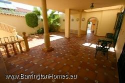 Courtyard, Villa Vercana, Jardin tropical, Duquesa