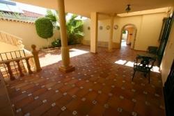Courtyard, Villa Vercana, Jardin tropical, Duquesa