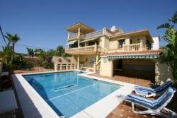 Pool, Villa Vercana, Jardin Tropical, Duquesa