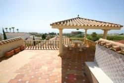 Views from Terrace, Villa Vercana, Jardin Tropical, Duquesa
