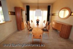 Dining room, Villa, Sotorande