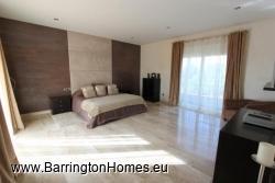 Master bedroom, Villa, Sotogrande