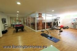 Gym, Games room & Spa, Villa, Sotogrande