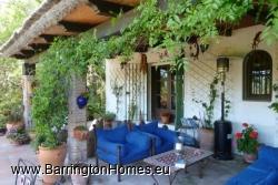 Dining Terrace, Jimena Finca