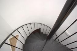 Spiral Staircase, Edificio Avenida Uno, Sabinillas