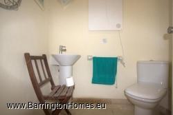 Toilet, Punta Chullera, Manilva