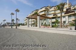 Beachfront development, Marina del Castillo