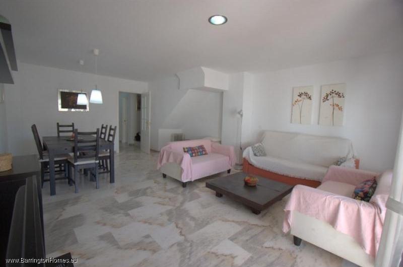 4 Bedroom Townhouse, La Borboleta, Duquesa. Lounge, La Borboleta