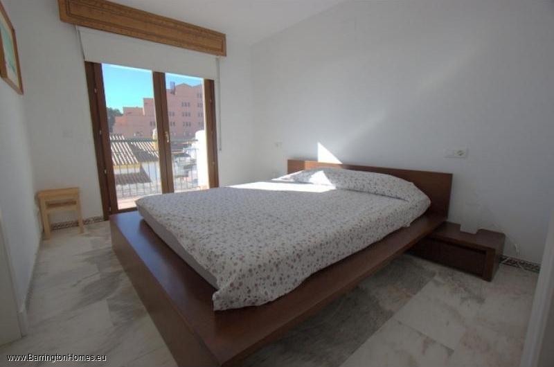 4 Bedroom Townhouse, La Borboleta, Duquesa. Bedroom, La Borboleta