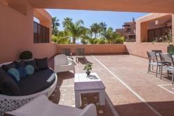 Terrace, Mar Azul