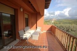 3 Bedroom Penthouse, Costa Galera, Estepona. Terrace, Costa Galera