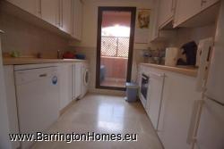 3 Bedroom Penthouse, Costa Galera, Estepona. Kitchen, Costa Galera