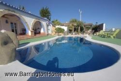 Private pool, Punta Chullera