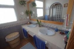 Bathroom, Punta Chullera