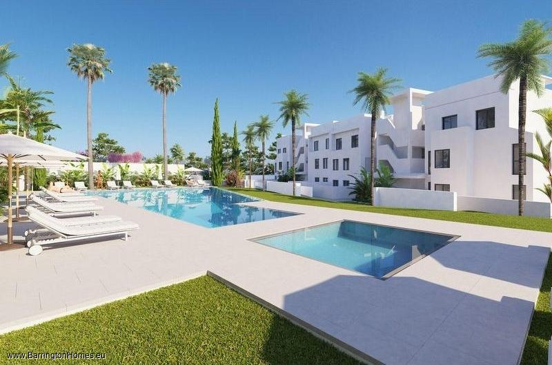 2 & 3 Bedroom Apartment, Las Olas, Estepona.