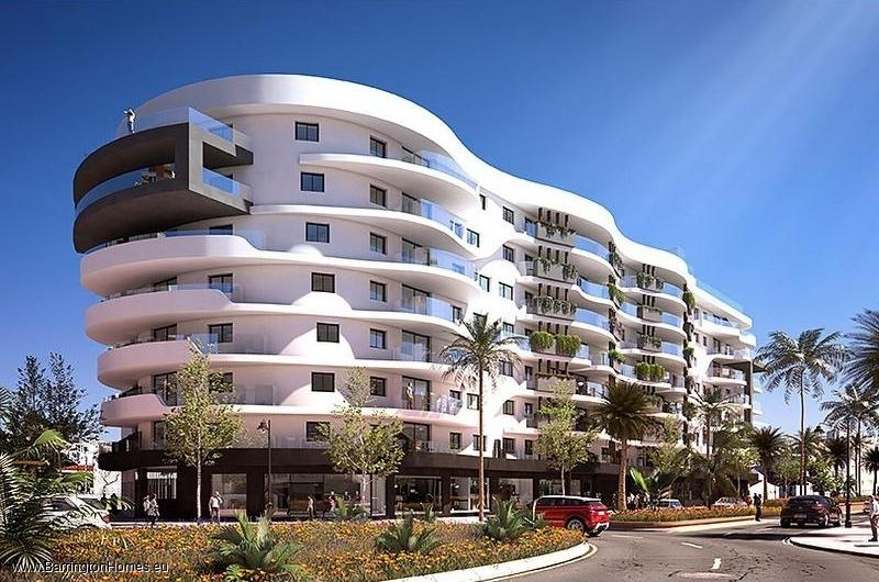 2 & 3 bedroom apartments, residencial infinity, estepona