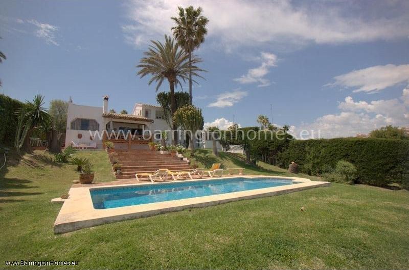 3 Bedroom Villa Los Hidalgos Duquesa Manilva For Sale