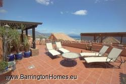 Roof Terrace with Pergola and Panoramic Views