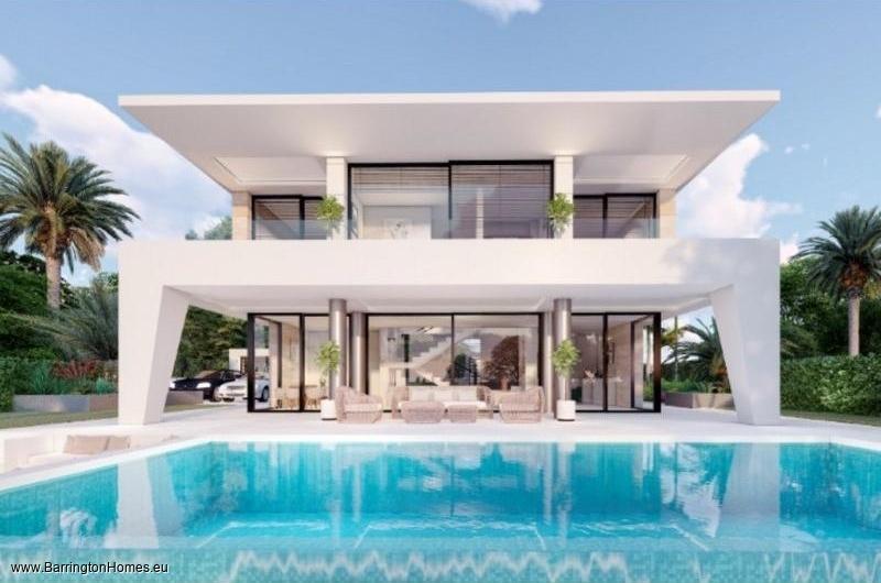 3 Bedroom Luxury Villas, Los Hidalgos, Duquesa.