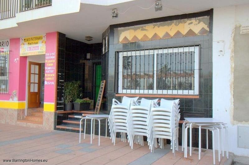 Commercial Unit, Sabinillas, Manilva.