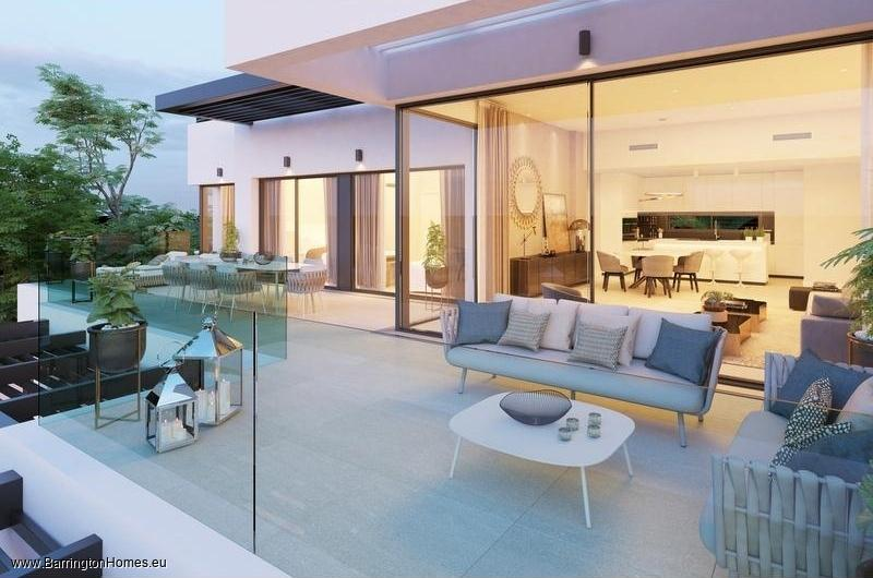 2,3 & 4 Bedroom Apartments, Benahavis, Marbella.