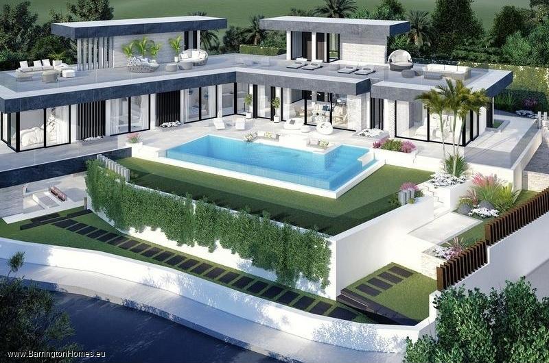 4 Bedroom Luxury Villa, Benahavis, Marbella.