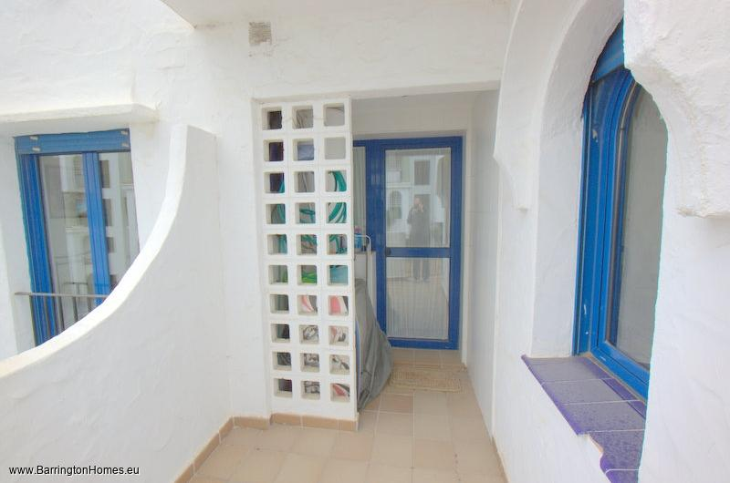 2 Bedroom Top Floor Apartment, Mikonos Playa.