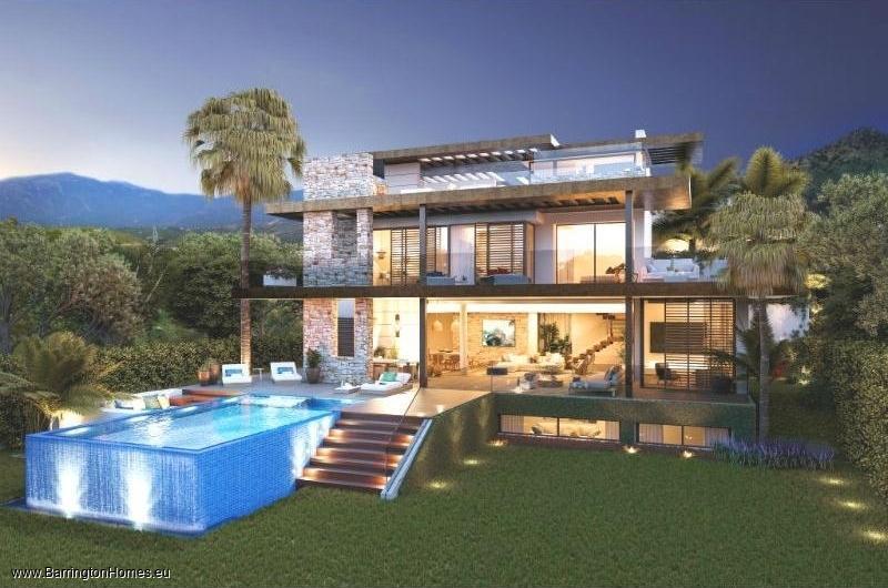4 Bedroom Luxury Villas, Atalya, Estepona.