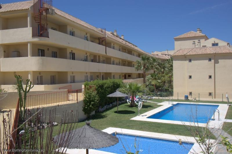 2 Bedroom Apartment, Alboran Hills, Duquesa.