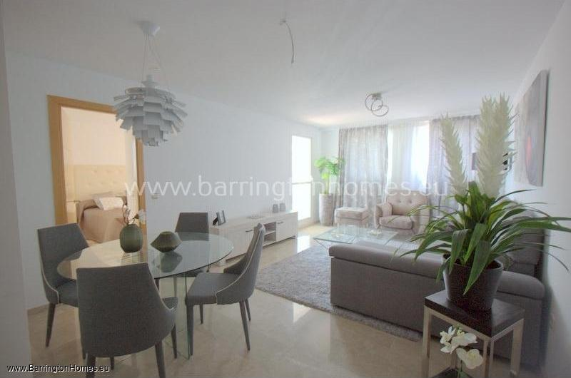 2 & 3 Bedroom Apartments, Amphora Beach Residence, Duquesa.
