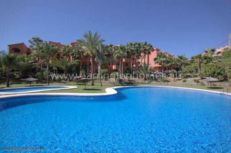 3 Bedroom Penthouse, Majestic Costa Golf, Casares Costa.