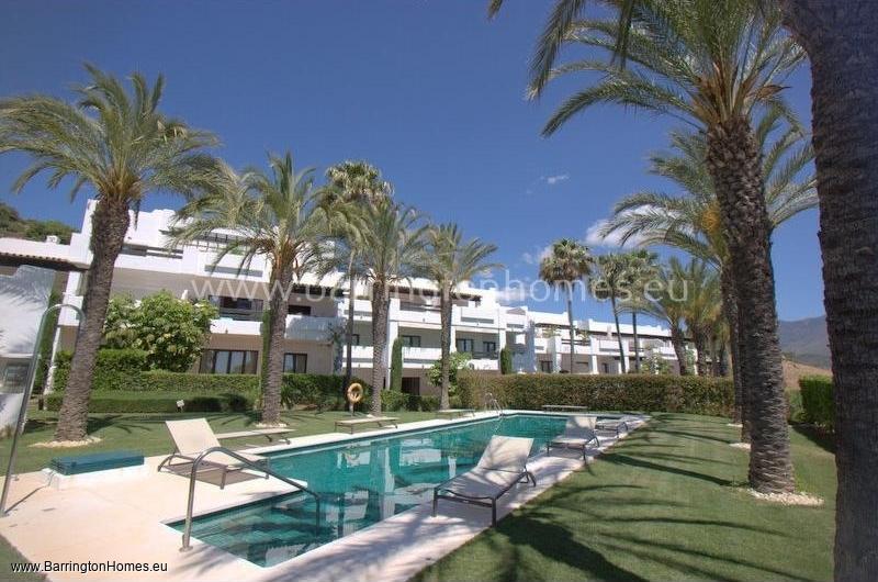 3 Bedroom Apartment, Altos de Cortesin, Casares Costa.