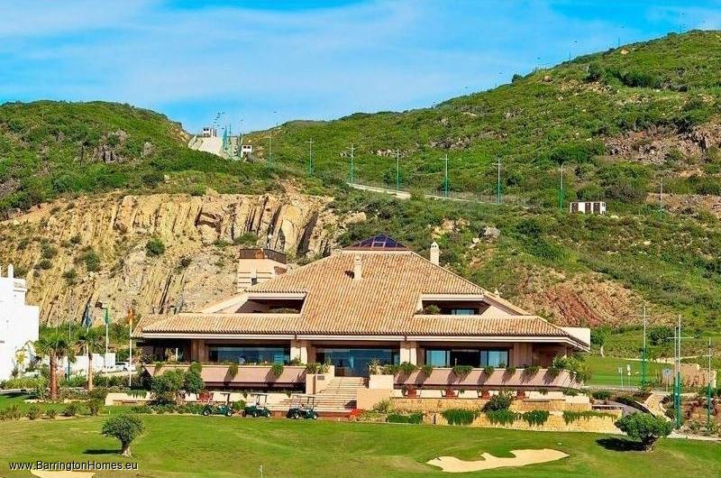3 Bedroom Golf Villa, Valle Romano Golf, Estepona.