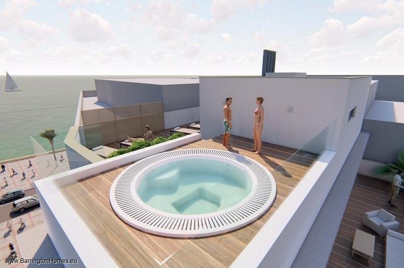 1,2 & 3 Bedroom Apartments, Estepona Central, Estepona.