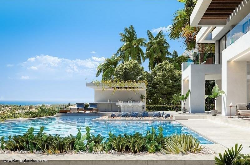 4 Bedroom Villas, La Resina Golf, Estepona.