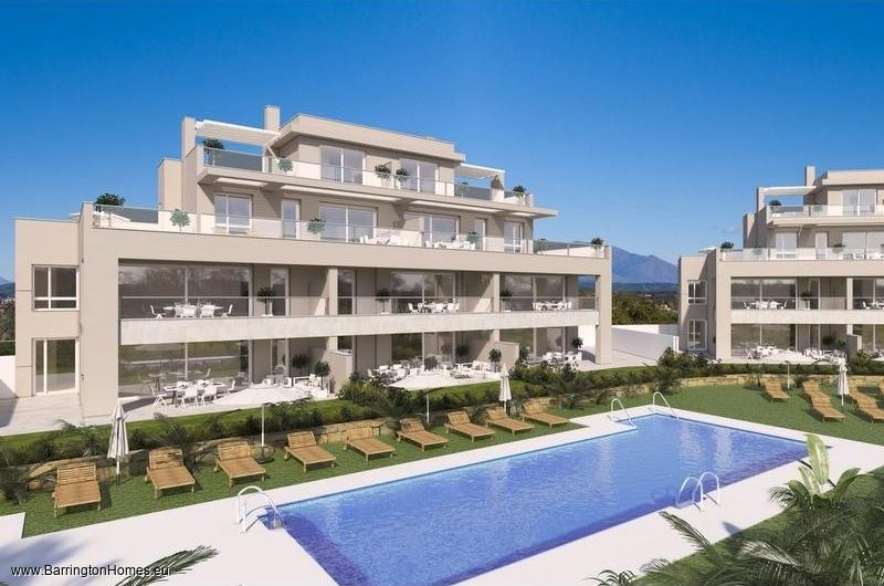 2 Amp 3 Bedroom Apartments San Roque Golf Sotogrande For