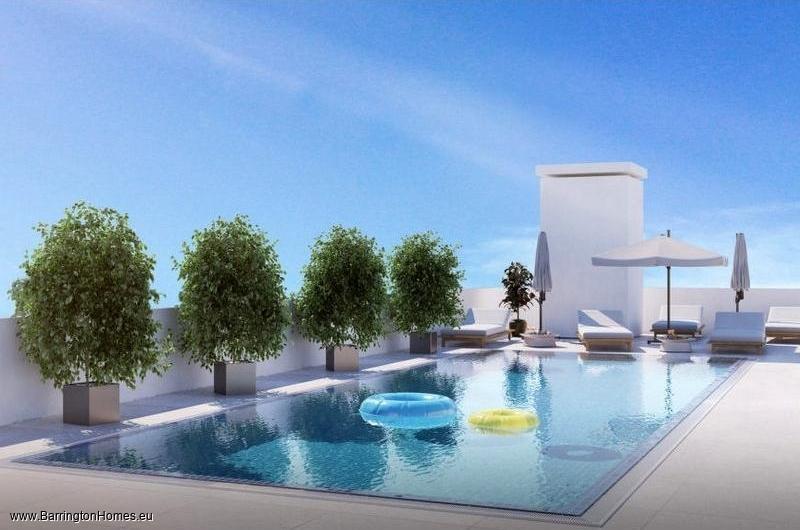2,3 & 4 Bedroom Apartments, Estepona Central, Estepona.